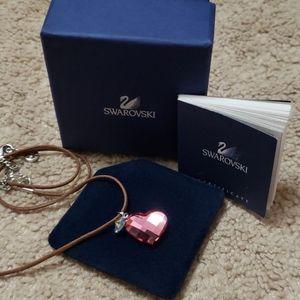 ⚡⬇️Swarovski Mini Heart Pendant Necklace